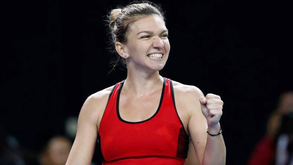 Simona Halep subdues Andrea Petkovic after tight early tussle