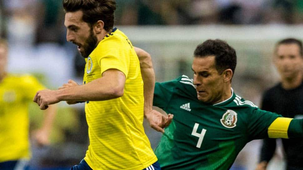 Mexico City ease past Scotland in penultimate World Cup warmup