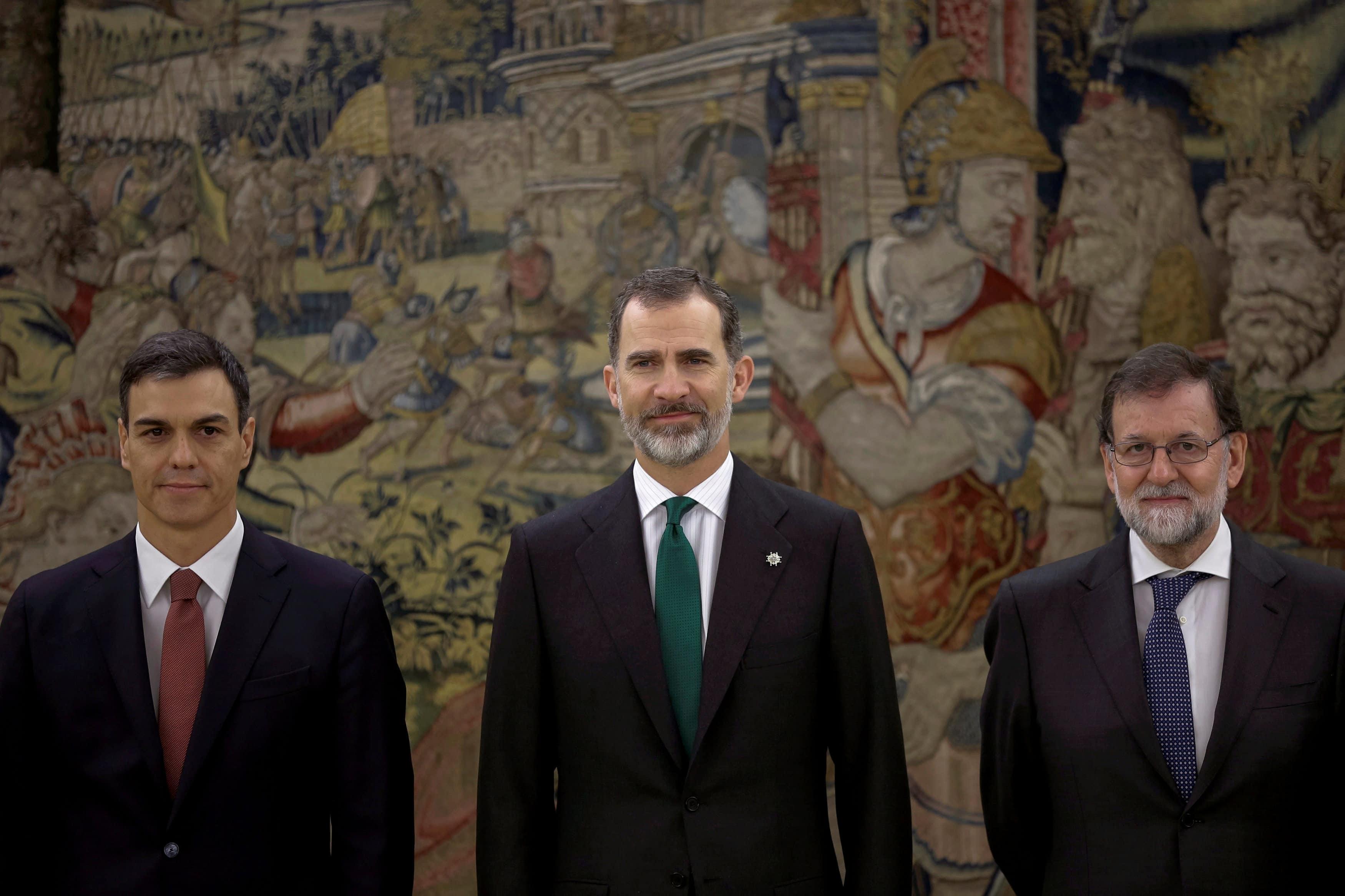 Pedro Sanchez sworn in as Spain's Prime Minister