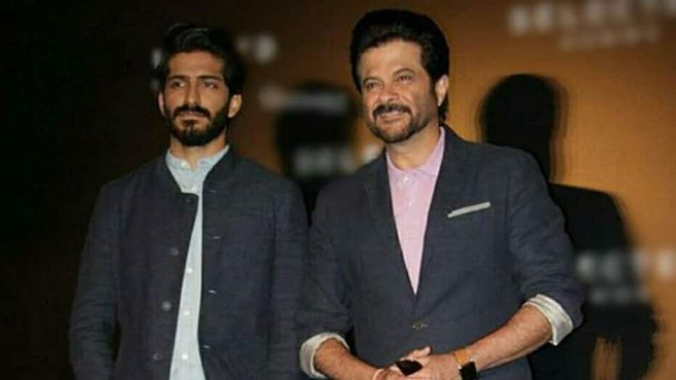 Anil Kapoor's encouraging post for Harshvardhan Kapoor will melt your heart
