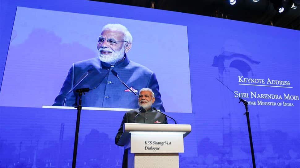 Indian armed forces building partnerships in vital Indo-Pacific region: PM Modi