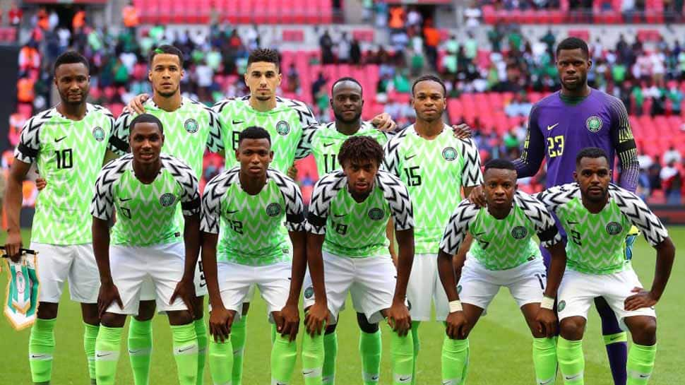 Nigeria name final World Cup squad