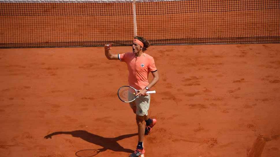 French Open: Alexander Zverev's days of living dangerously go on