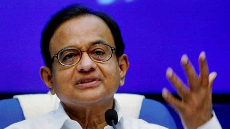 Indian economy like a car with 3 tyres punctured: Chidambaram