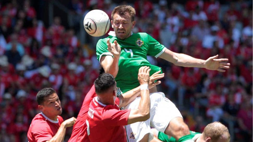 Costa Rica ease past Northern Ireland in penultimate warmup