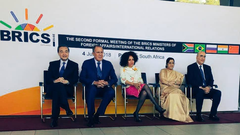 India pitches for BRICS Security Forum to counter terrorism, radicalisation, money laundering