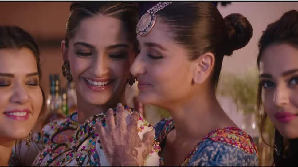 Veere Di Wedding Day 4 Box Office collections: Kareena-Sonam-Swara-Shikha starrer sails smoothly!
