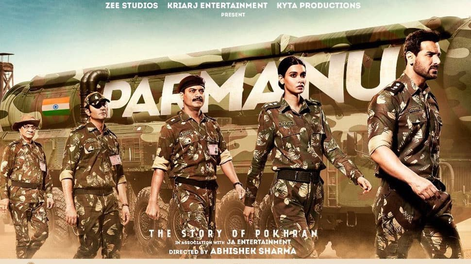 Parmanu Box Office collections: John Abraham-Diana Penty starrer inches closer to Rs 50 cr
