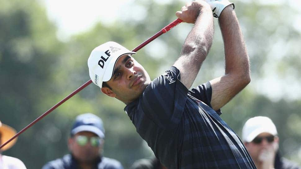 Gritty Shubhankar sharma qualifies for US Open Golf Championship