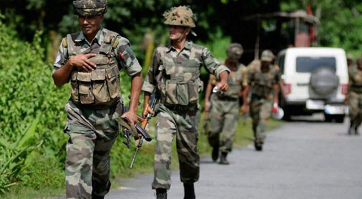 Terrorists attack Army camp, police station in J&K's Bandipora
