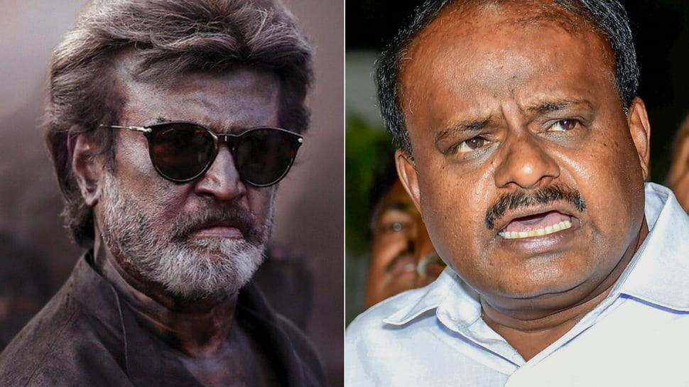 Despite Karnataka HC order, Kumaraswamy feels time not right for release of Rajinikanth's Kaala