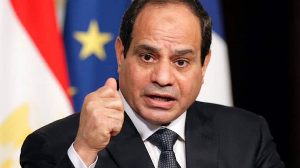 Egypt's PM resigns days after el-Sissi began 2nd term