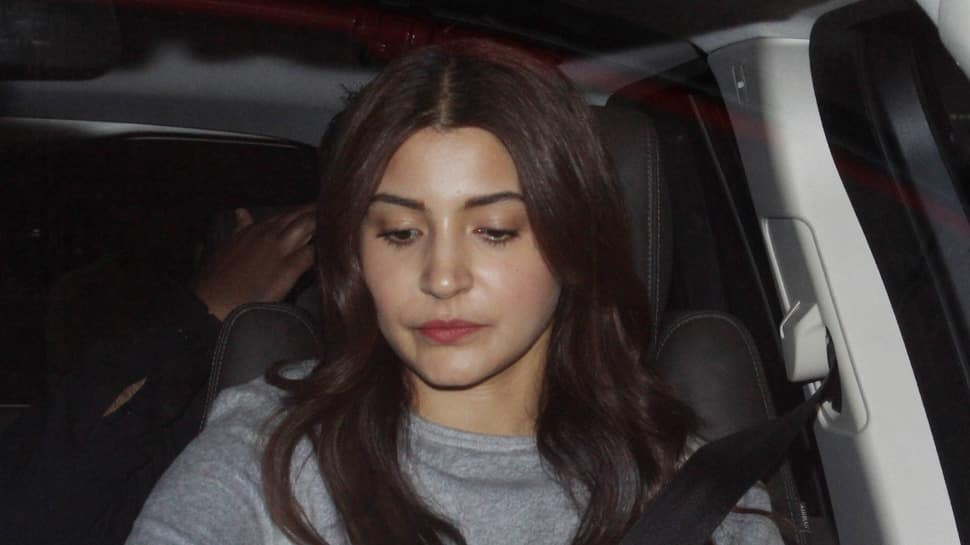 Anushka Sharma wraps up US schedule of Zero, returns to Mumbai — Check out her airport look