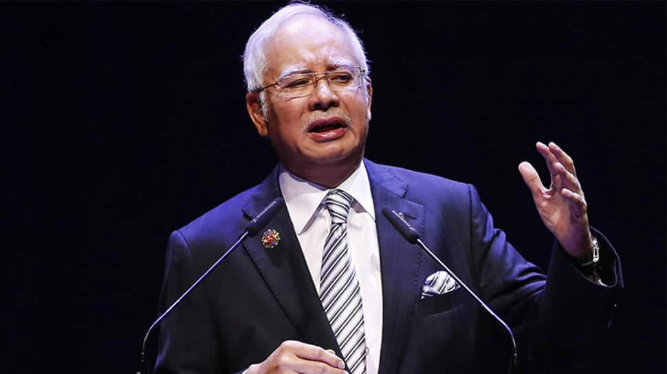 Malaysia's Najib is out of power but his legacy lives on in giant skyscraper