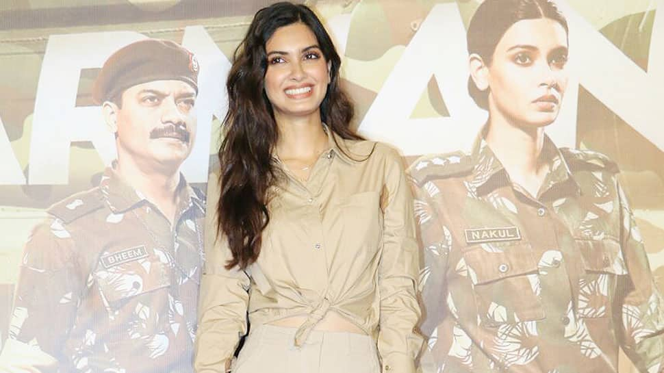 I'm extremely critical of myself: Diana Penty