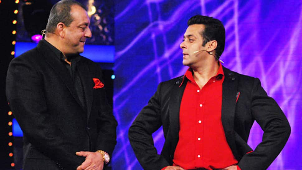Sanjay Dutt should have played last portions in his biopic, says Salman Khan