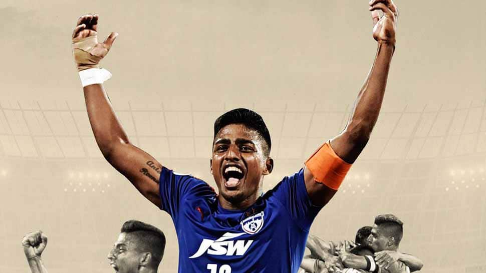 Bengaluru FC today announced that right-back Rino Anto has returned to the club