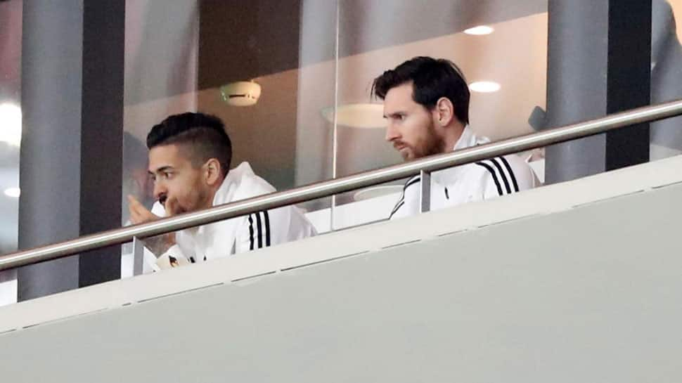 Palestinians hail Argentina and Lionel Messi for calling off Jerusalem match