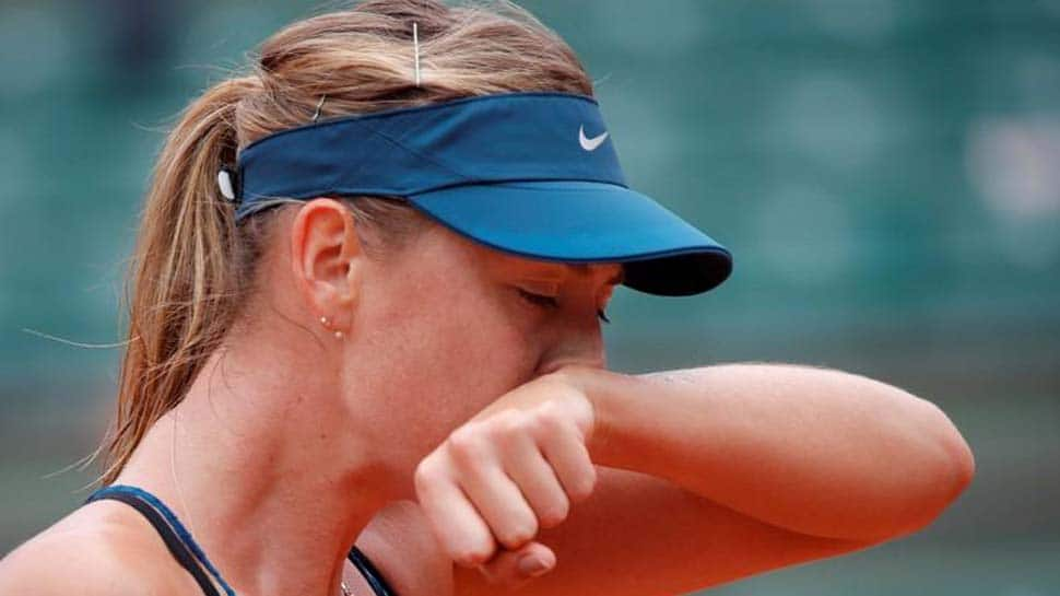 French Open: Maria Sharapova hits back at Serena Williams in book row