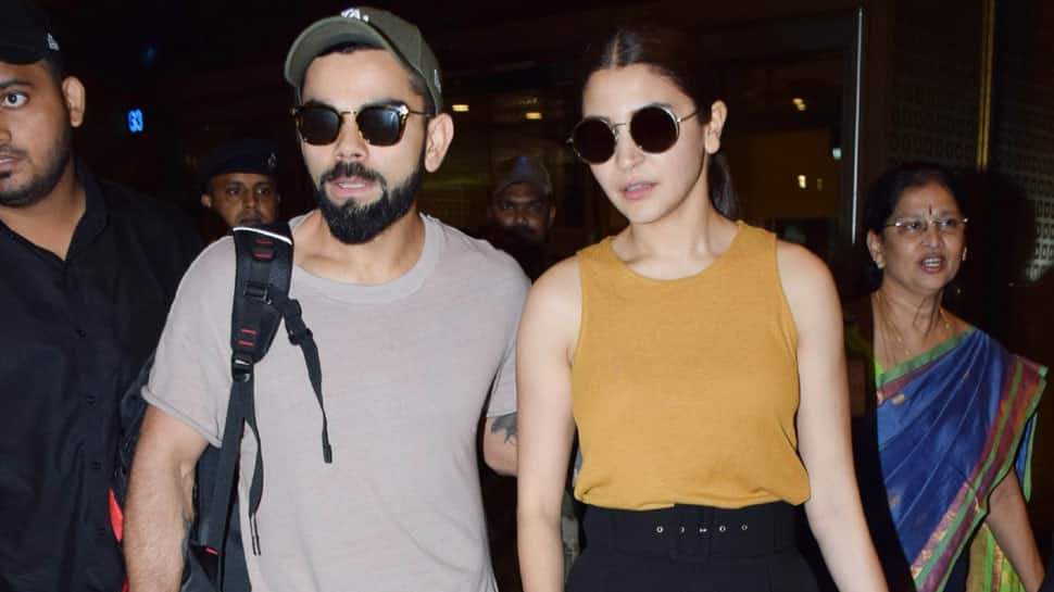 Virat Kohli introduces Anushka Sharma as his gym partner and their video is all things love! Watch