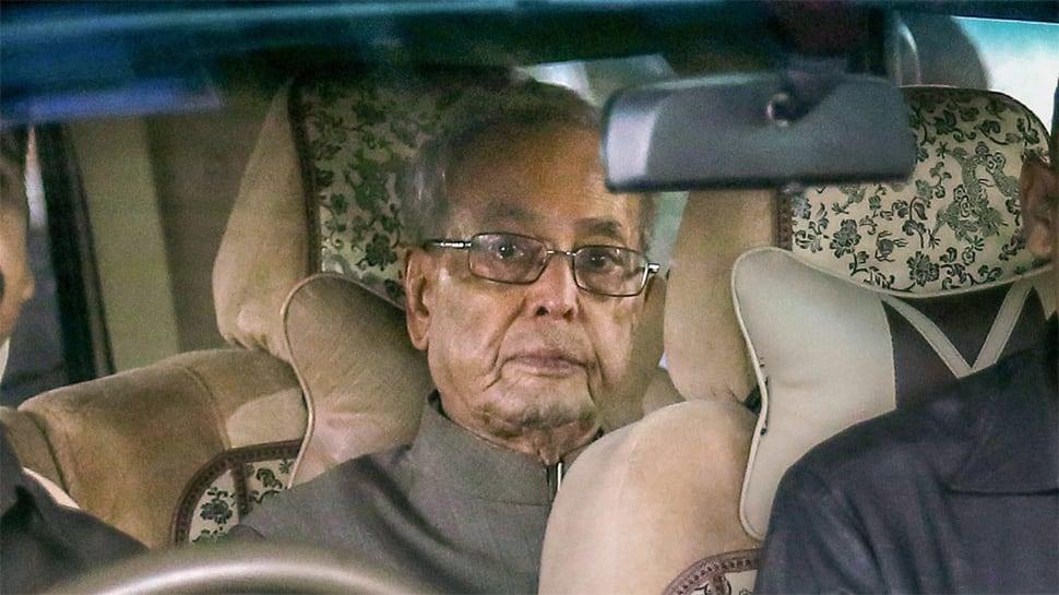 Ahead of RSS event, a flashback to Pranab Mukherjee's last speech as President