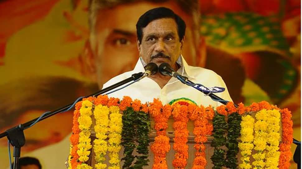 Will 'hang' myself TDP aligns with Congress, says Andhra Pradesh Deputy CM KE Krishna Murthy
