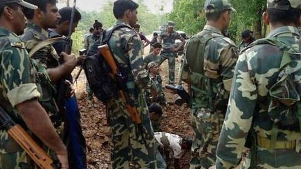 5 Naxals arrested from Sukma in connection with Kistaram blast in which 9 CRPF men were killed