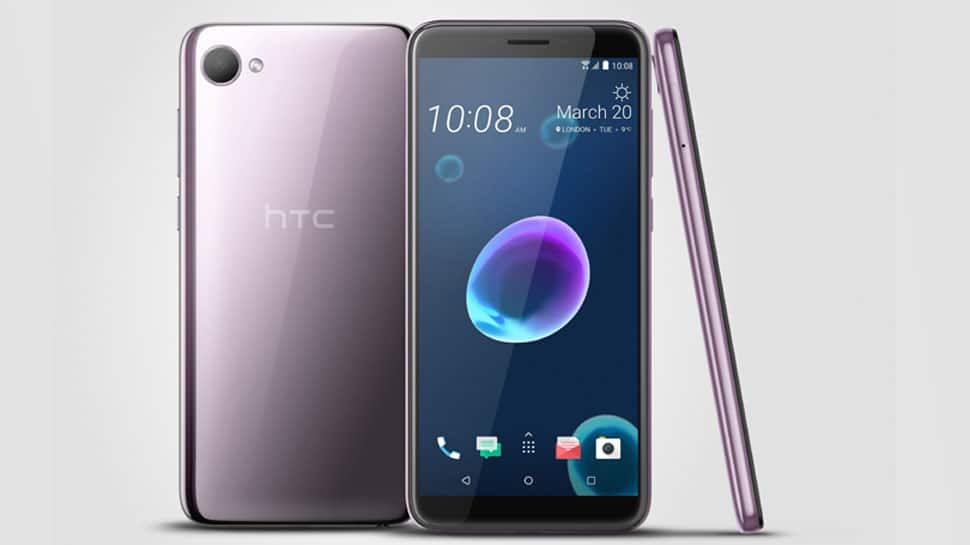 HTC Desire 12, 12+ launched in India