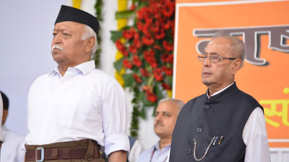 Indian nationalism is not destructive: What Pranab Mukherjee told RSS in Nagpur