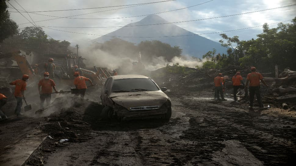 Guatemala volcano explosion: Forensic experts confirm death toll now 109