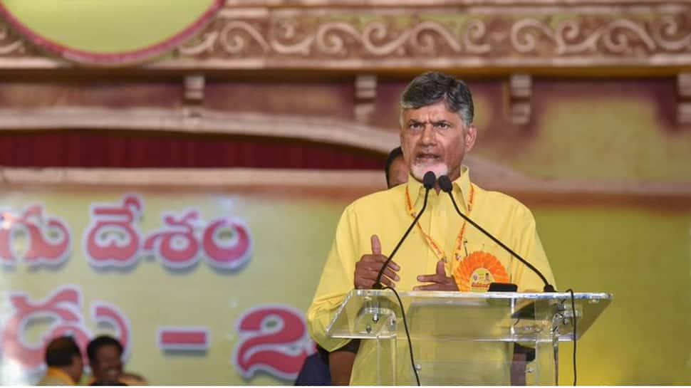 Chandrababu Naidu claims Centre conspired to take over Tirumala temple