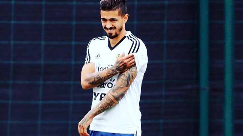 Argentina's Manuel Lanzini ruled out of World Cup due to knee injury
