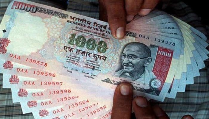India's Forex reserve down by USD 593 million, says RBI