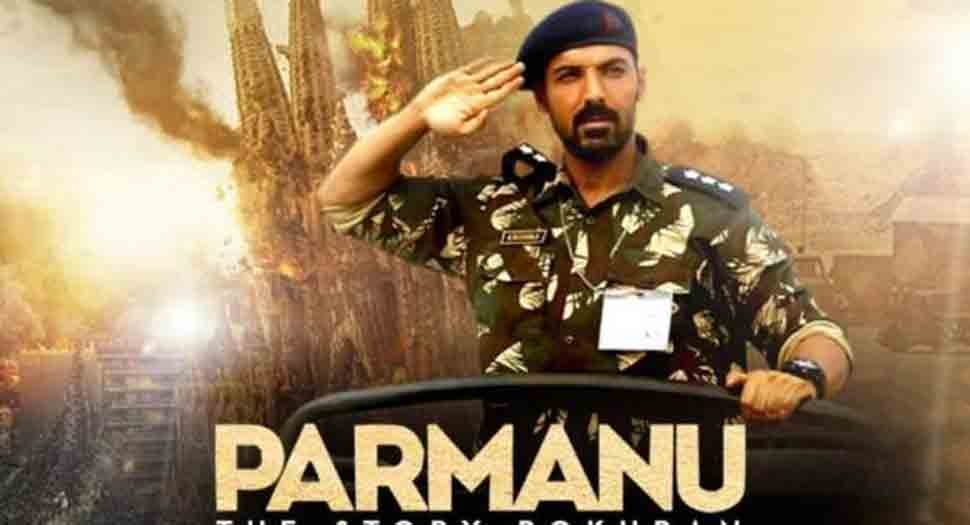 John Abraham's Parmanu faces stiff competition from Veere Di Wedding, registers a dip at Box Office