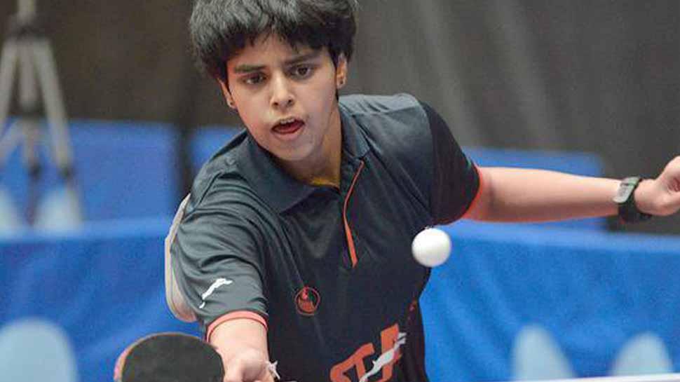 Paddler Archana Girish Kamath qualifies for Youth Olympics