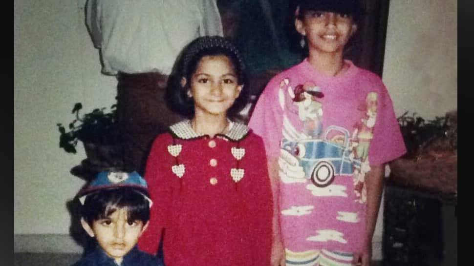 Harshvardhan Kapoor shares adorable childhood photo on sister Sonam Kapoor's birthday—See pic