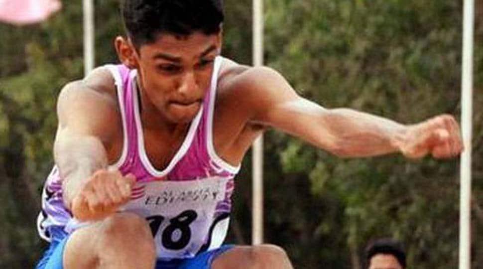 High jumper Tejaswin Shankar wins American Inter-University title
