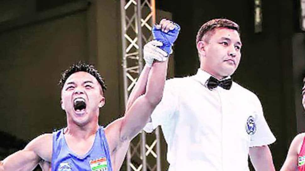 Nutlai Lalbiakkima settles for bronze in President's Cup