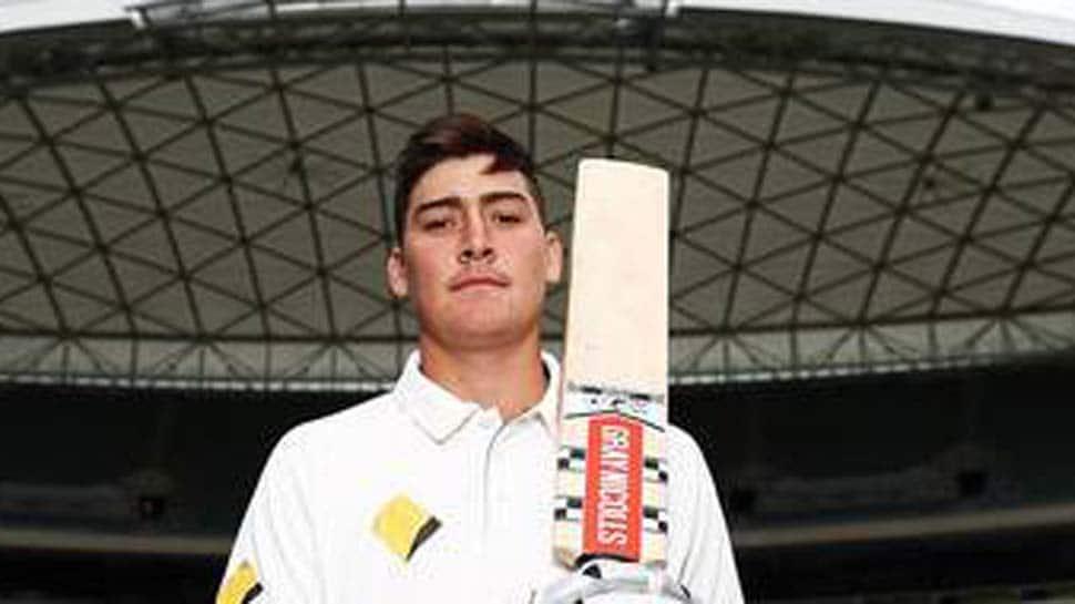 Australia opener Matt Renshaw continued his excellent form for English side Somerset