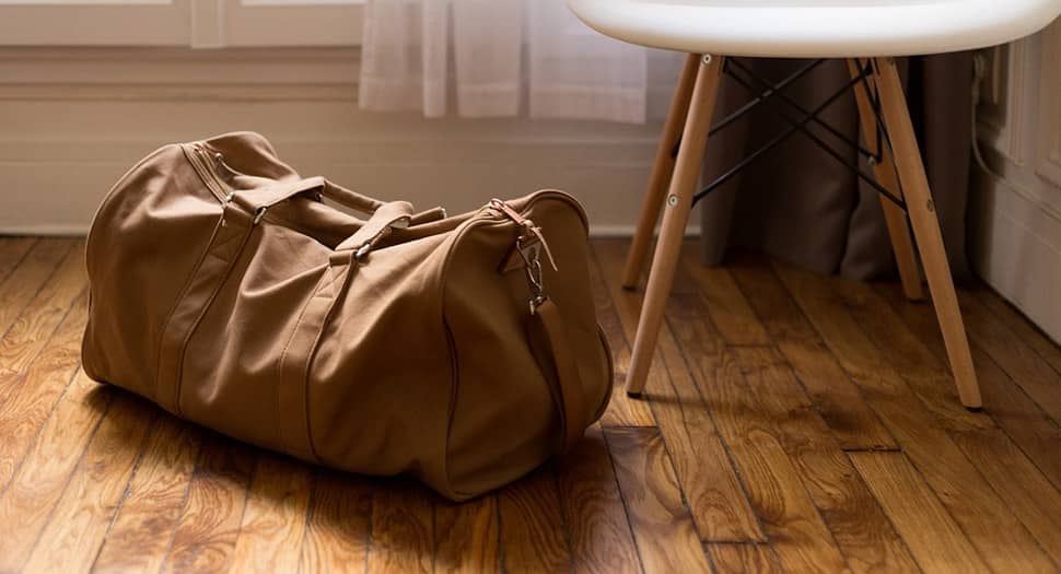 Say no to pre-vacation packing stress with these tips