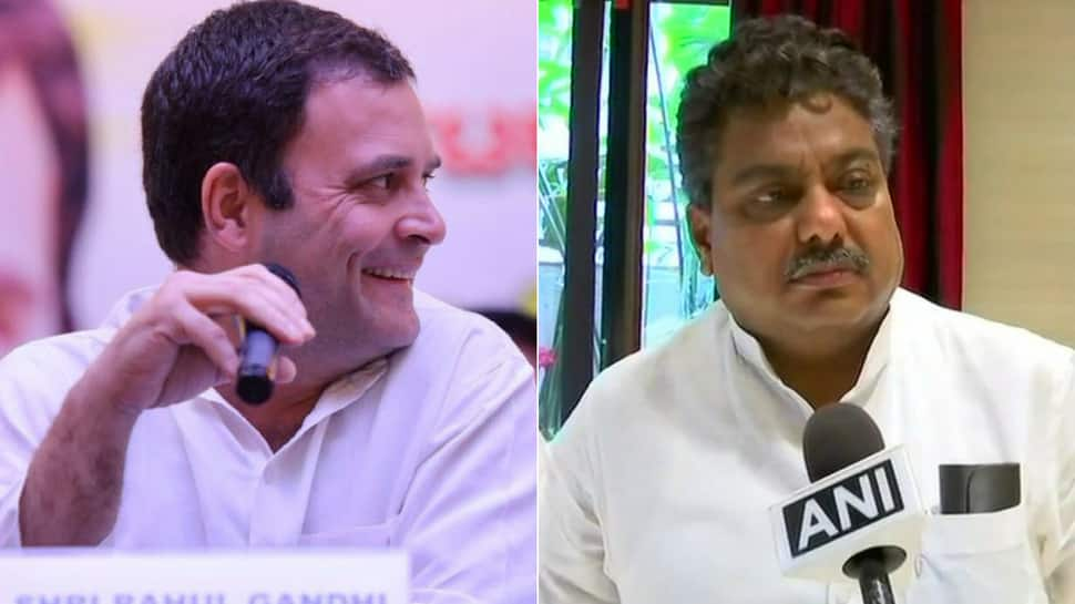All is well? 'Upset' Congress MLA meets Rahul Gandhi, says not seeking any berth in Karnataka Cabinet