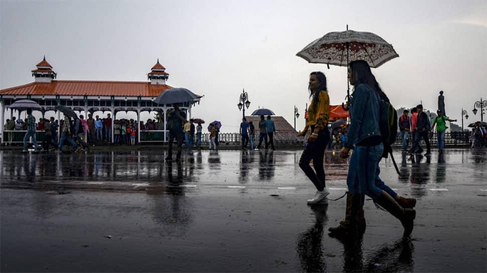 Max temperature close to normal in north India; rain in Rajasthan, Himachal Pradesh