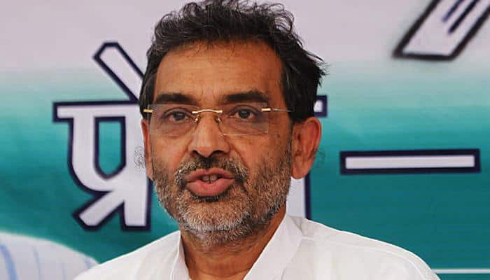 Upendra Kushwaha snubs Tejashwi Yadav's invitation to join Mahagathbandhan