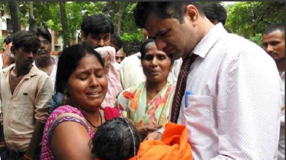 Gorakhpur hospital tragedy accused Dr Kafeel Khan's brother shot at