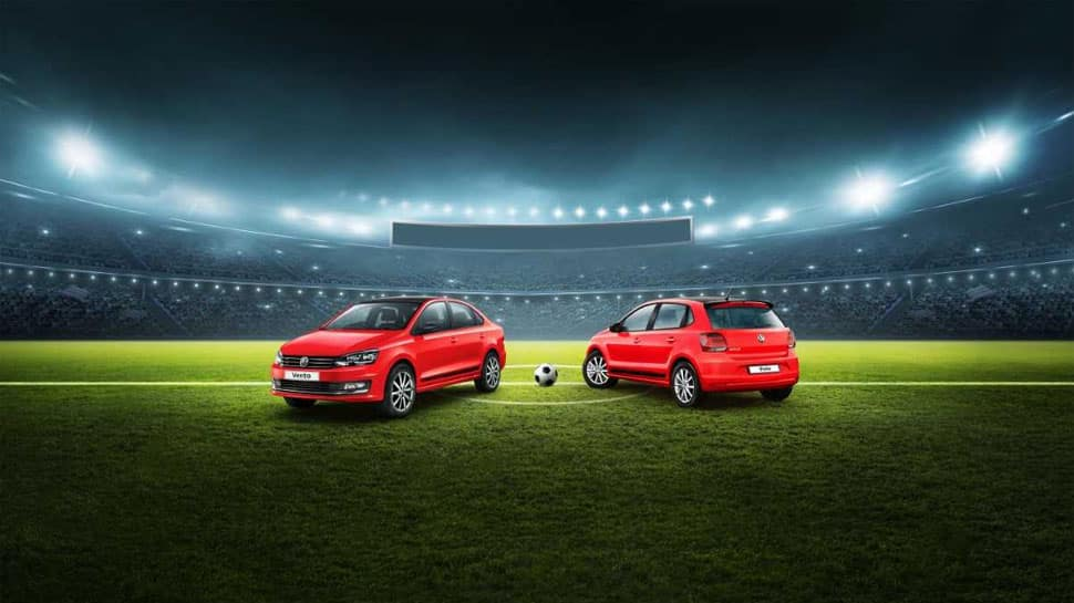 Volkswagen Polo, Ameo and Vento's sport edition launched in India