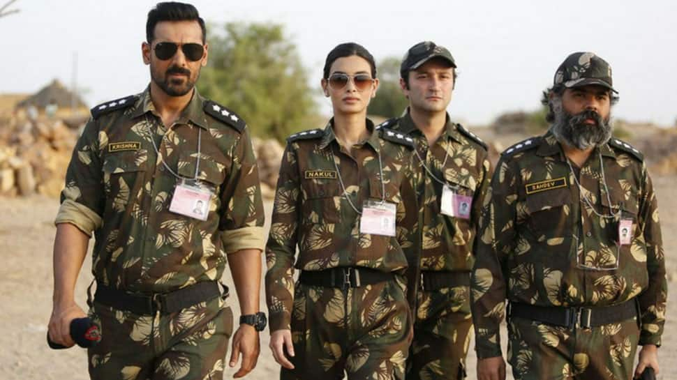 Parmanu Box Office collections: John Abraham-Diana Penty's fierce act earns Rs 56 cr