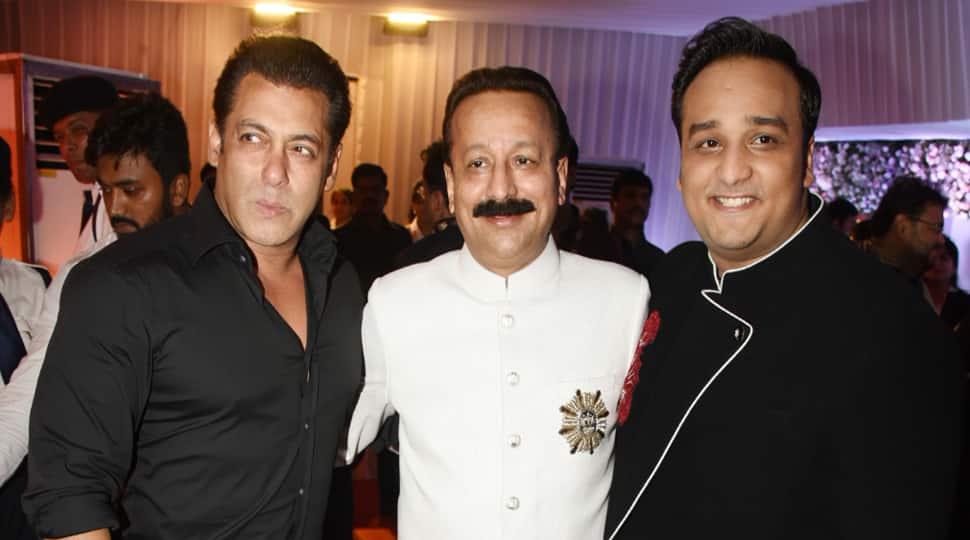 Salman Khan, Katrina Kaif and Iulia Vantur attend Baba Siddique's Iftar bash-In pics