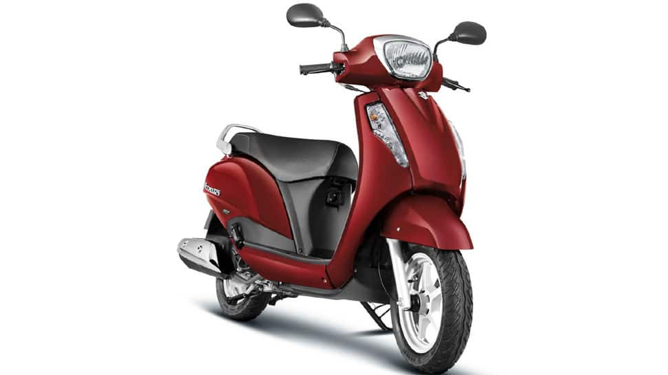 Suzuki unveils new Access special edition; introduces Access 125 with CBS