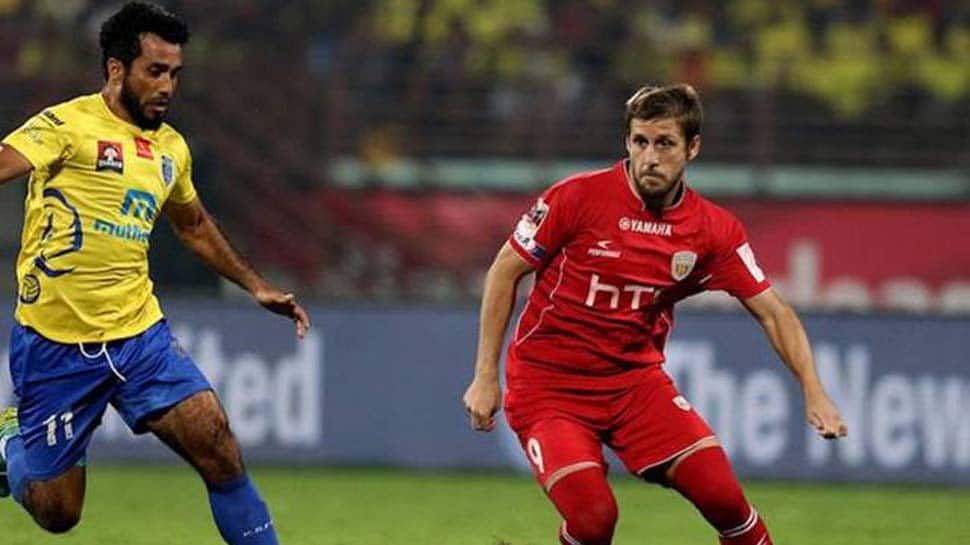 Emiliano Alfaro extends his contract with FC Pune City