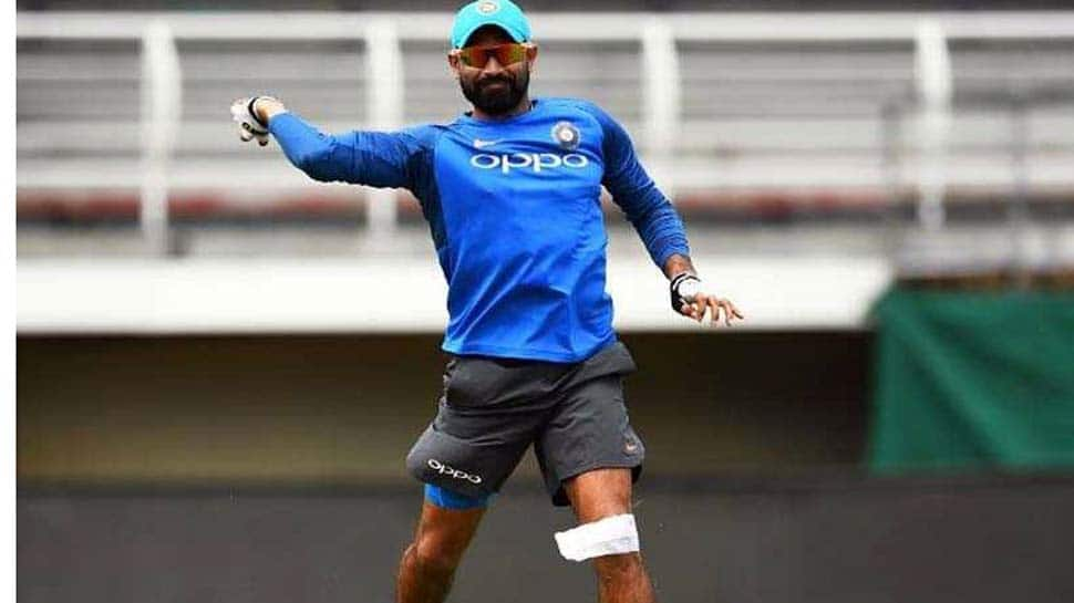Navdeep Saini replaces Mohammed Shami in Test team against Afghanistan